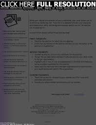 Cover Letter For Resume Tips