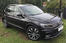volkswagen tiguan black 2010 used cars in stock at listers volkswagen for sale page 2
