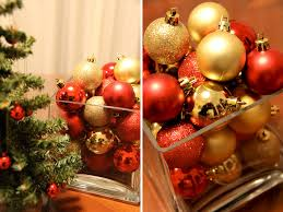 best diy a budget friendly centerpiece with ornaments
