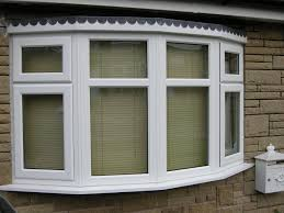 bay window pics with classy white wooden window frame feat