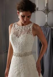wedding dress accessories morilee bridal delicately beaded organza sash style 11064 morilee