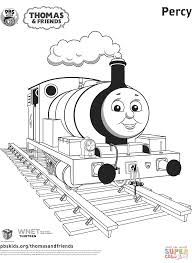 percy from thomas u0026 friends coloring page free printable