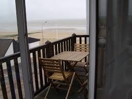 chambre d hote calvados location front de mer à bernières sur mer