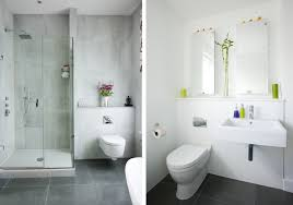 white and gray bathroom ideas tiny bathroom with corner square glass shower stall amidug