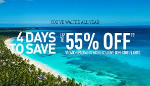 new york to punta cana all inclusive vacation packages the best