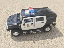 lapd hummer h2 under glass pickups vans suvs light