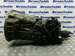 mercedes w906 sprinter 513cdi manual gearbox with pto 711680