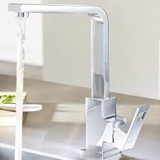 grohe armatur küche grohe eurocube küchenarmatur schwenkbereich 360 hoher auslauf