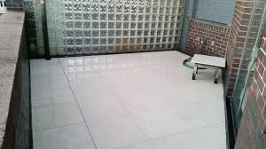 Patio Tile Flooring by Decks Made With Porcelain Tiles All Decked Out