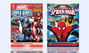 marvel magazine subscriptions blue dolphin magazines groupon