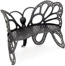 Butterfly Patio Chair Flower House Fhbc205 Butterfly Chair Black Patio