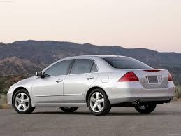 honda accord sedan ex l 2007 pictures information specs