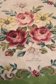 french needlepoint chairs u0026 joss u0026 main event french country cottage