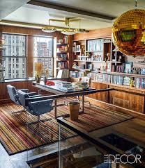 andy cohen new york city house tour douglas friedman his home office