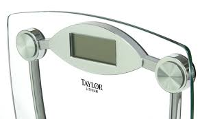 Bathroom Scale Battery Taylor 7506 Scale Youtube