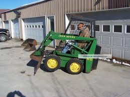 what is the best john deere 60 skid loader