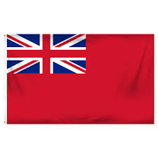 England Flag Colors British Red Ensign Flag Printed Polyester Navy Flag