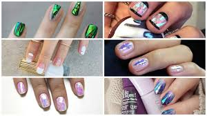 30 broken glass nail designs cherrycherrybeauty