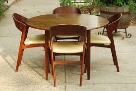 Glamorous Teak Dining Room Table And Chairs  For Your Dining - Teak dining room