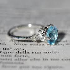 desiree ring desiree ring ring aquamarines and gold bands