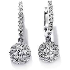 dimond drop fulfillment diamond drop earrings