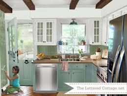 Cottage Kitchens Images - cottage kitchen pick my presto the lettered cottage