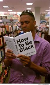 Guy Reading Book Meme - how to be black weknowmemes