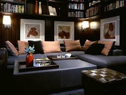 Exotic Living Room Furniture Design by Exotic Black Living Room Ideas