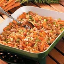 bacon baby carrots recipe taste of home