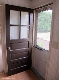 How To Replace Exterior Door How To Install An Exterior Door And Paint It With An Exterior Door