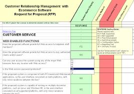 software evaluation u0026 selection crm u0026 ecommerce system