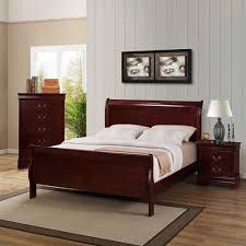Discount Bed Sets Cherry Bedroom Set The Furniture Shack Discount Furniture