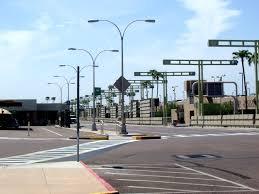 Phoenix Sky Harbor Terminal Map by Community And Economic Development