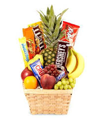 send fruit basket cool gifts to send plus fresh fruit basket with candy gifts send