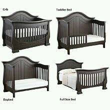 Meadowdale Convertible Crib Westwood Design Meadowdale 4 In 1 Convertible Crib Vintage