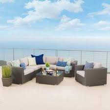 Low Patio Furniture Low Back Patio Furniture Outdoor Seating U0026 Dining For Less