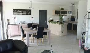 cuisine ouverte sur sejour salon salon sejour cuisine 40m2 luxury salon sejour cuisine ouverte