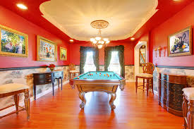 Game Room Interior Design - 60 red room design ideas all rooms photo gallery