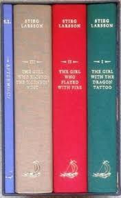 9780857050144 millennium trilogy boxed set abebooks stieg