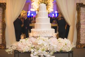 wedding cake table wedding cake displays stunning floral embellished cake tables
