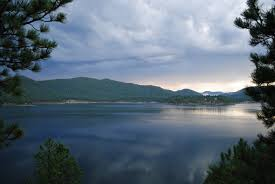 South Dakota lakes images Pactola lake reservoir enjoy deadwood jpg