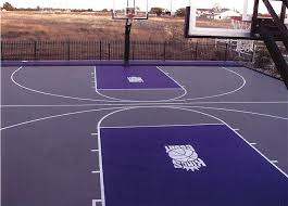 Backyard Sport Court Cost by A Sport Surface For Indoor Outdoor Sport Court Tiles Are Designed