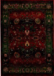 Sphinx Area Rug Oriental Weavers Sphinx Kharma Xanadu 807c Medium Red Rug