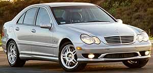 mercedes c32 amg review 2002 mercedes clk55 amg 2002 c32 amg program 2134 motorweek
