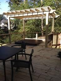 Curb Appeal Atlanta - east cobb decks by atlanta curb appeal east cobb homes