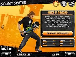 skateboard apk version mike v skateboard apk free sports for