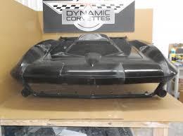 1978 corvette front bumper dynamic corvettes custom fiberglass