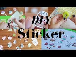 aufkleber selber designen diy sticker 5 ideen zum sticker selber machen littlepaw