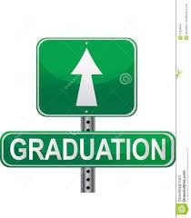 graduation sign graduation sign stock vector illustration of future 15660954