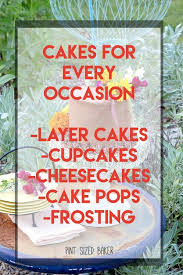 cake recipes for beginners and experienced bakers